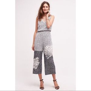 Anthropologie Ranna Gill Lotus Jumpsuit